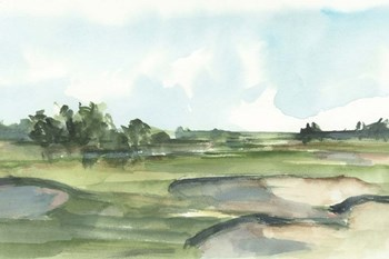 Watercolor Course Study I by Ethan Harper art print
