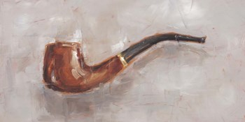 This is a Pipe II by Ethan Harper art print